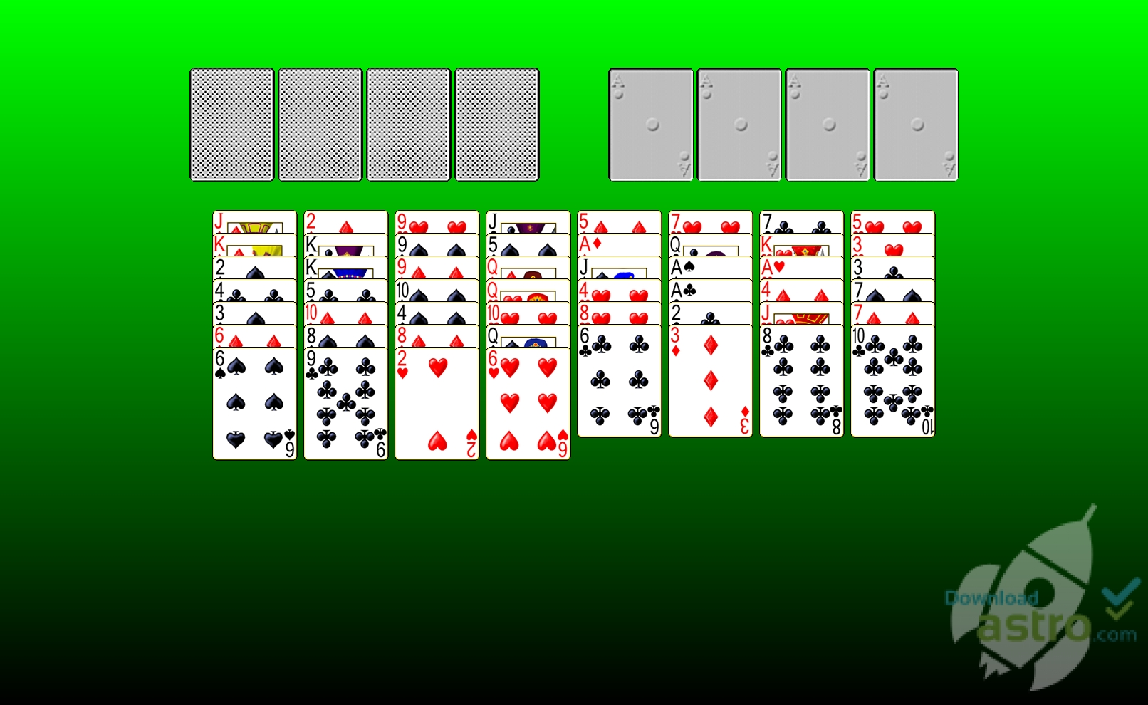 free card solitaire