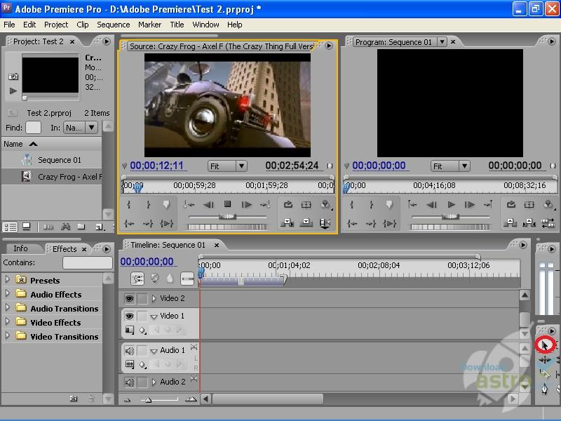 latest version of adobe premiere pro