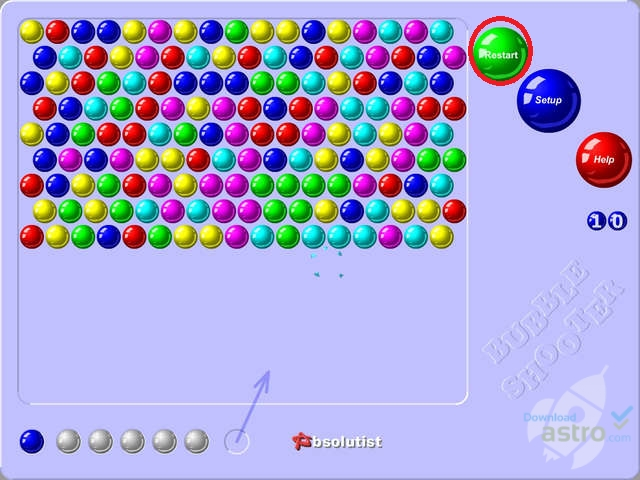 bubbles shooter download