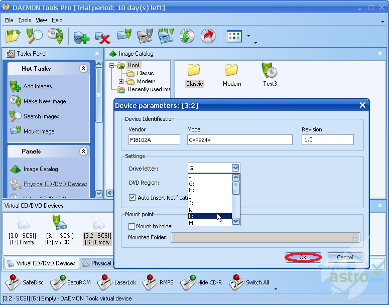 dtlite free  for windows 7