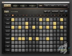 Drum machine для компьютера