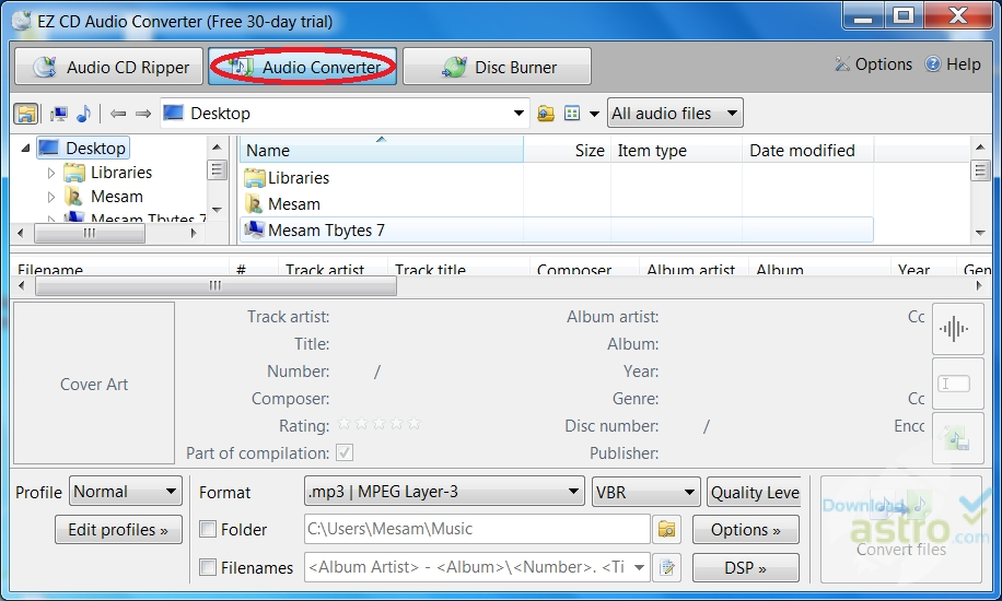 easy cd da extractor download free