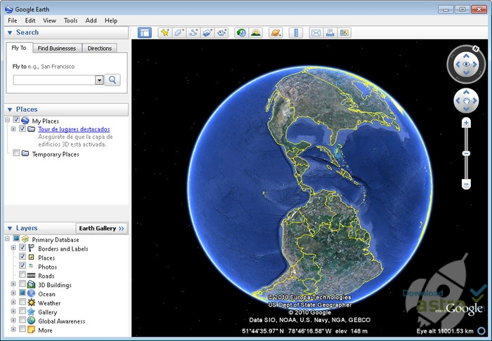 Google Earth 2016 Gratis
