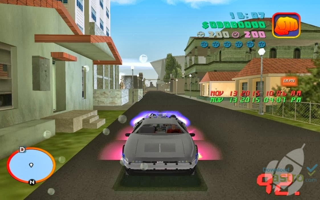 Manual download Gta vice city Game For Android Ultimate Mod