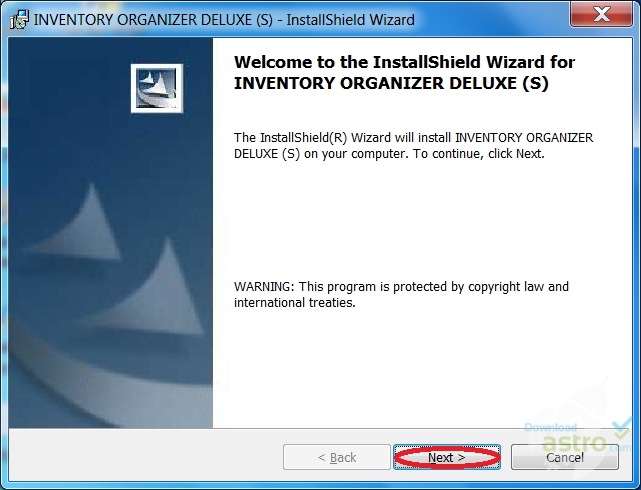 Follow the wizard instructions to install NETGEAR USB Control Center.