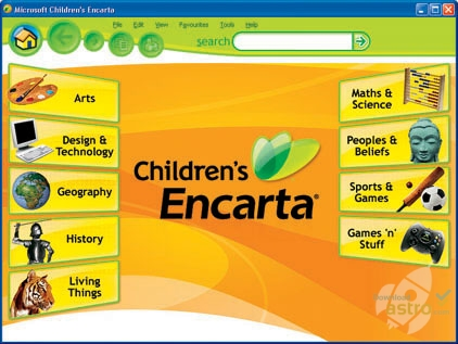 microsoft encarta free  setup of windows