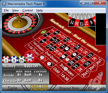 free roulette download