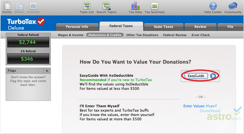 turbotax for mac download 2017