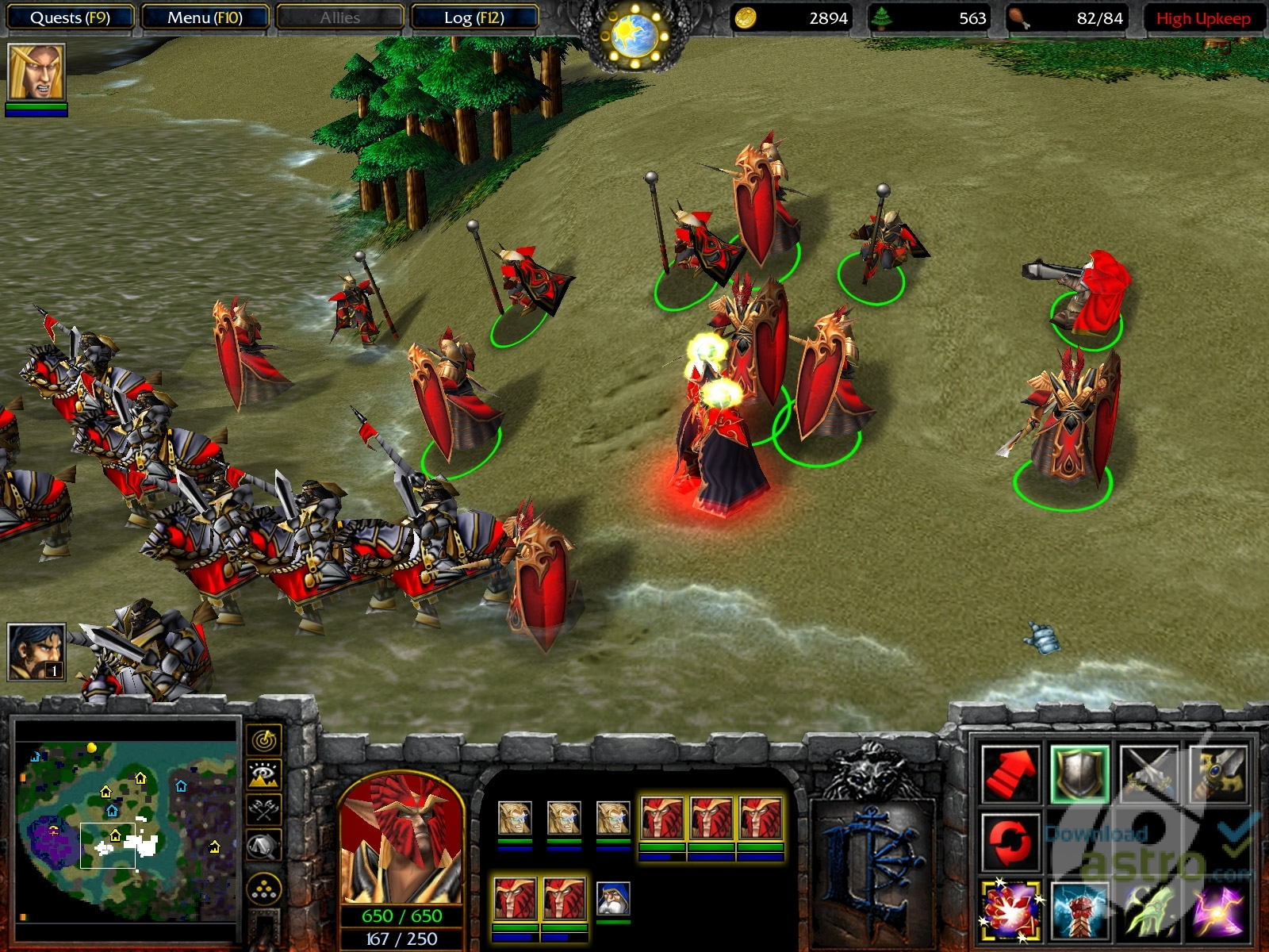 Warcraft 3 Patch 1 28 Masall S Diary