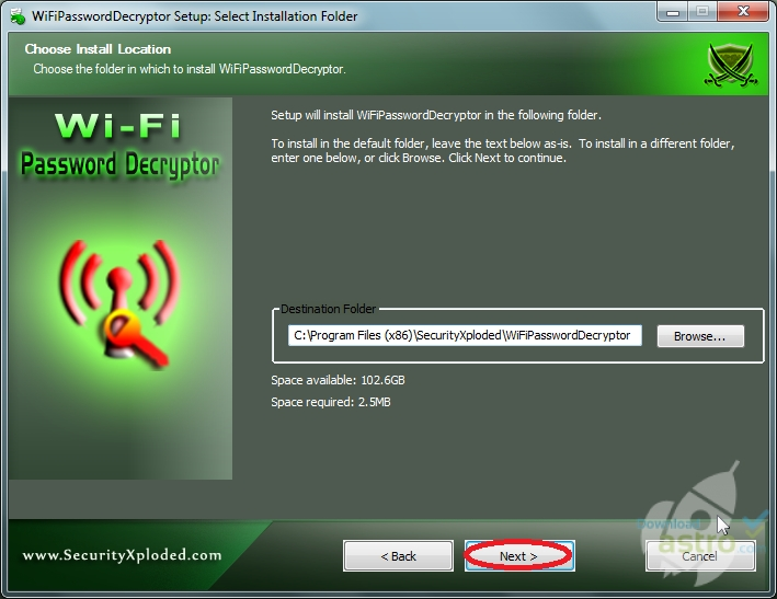 Telecharger wifi password decryptor 3.0