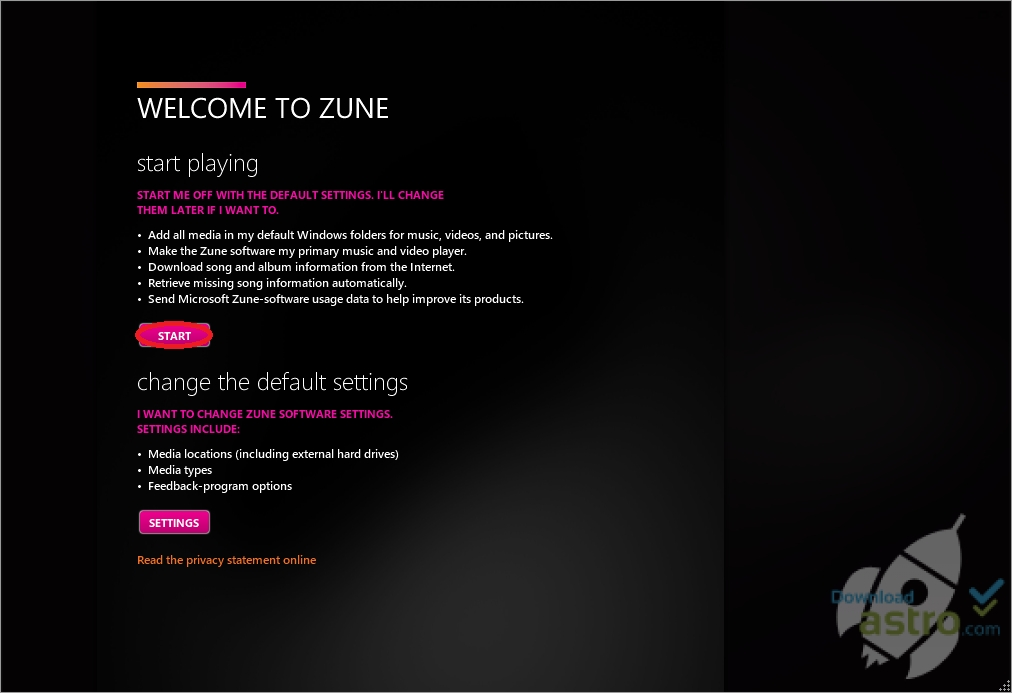 Microsoft zune theme download and install | windows.