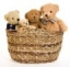 Cute Teddy Bears Jigsaw Puzzle
