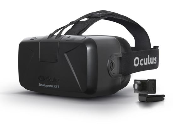 Oculus Rift للواقع الإفتراضي