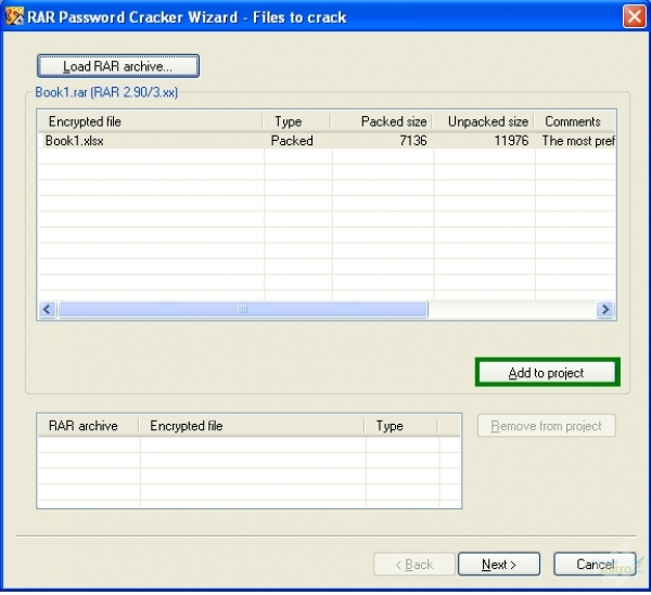 RAR Password Recovery Professional is a simple-to-use application Zip Passw