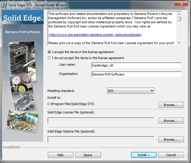 Solid Edge Install Hangs On Removing Backup Files